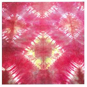 Shibori with Kathie