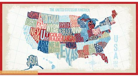 Across the USA at Cary Quilting