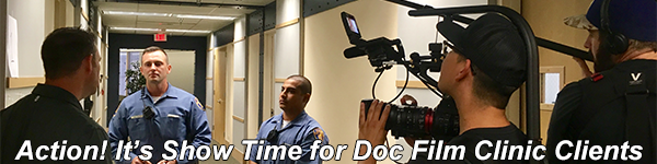 Doc Film Clinic Is Rolling