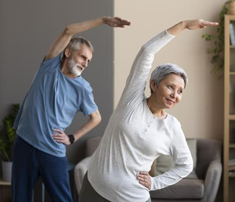 Over 55s Leisure and Learning
