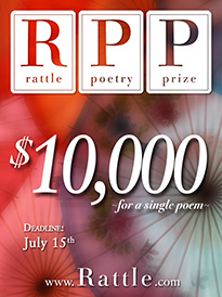 The Rattle Poetry Prize
