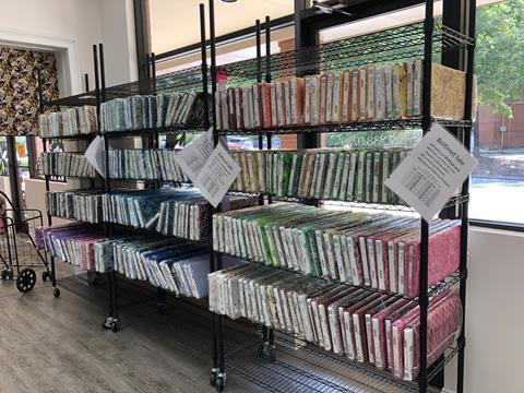 Short Bolt Sale of QT Fabrics, 2018