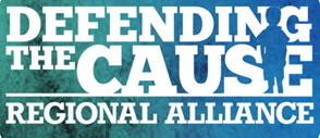 Defending the Cause Logo
