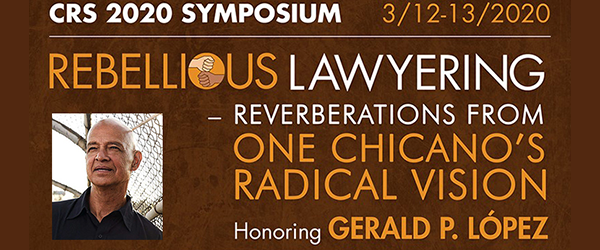 CRS 2020 Symposium