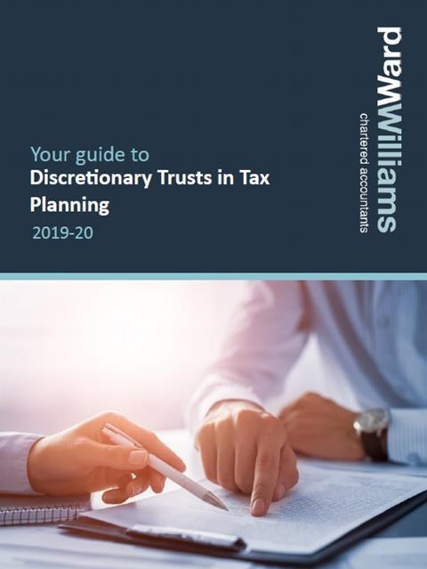Ward Williams Trusts Guide 2019-20
