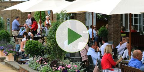 Lakeview Restaurant at Wimbledon