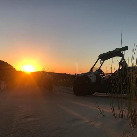 Let Strahan ATV Adventures show you the beaches and dunes of the West Coast