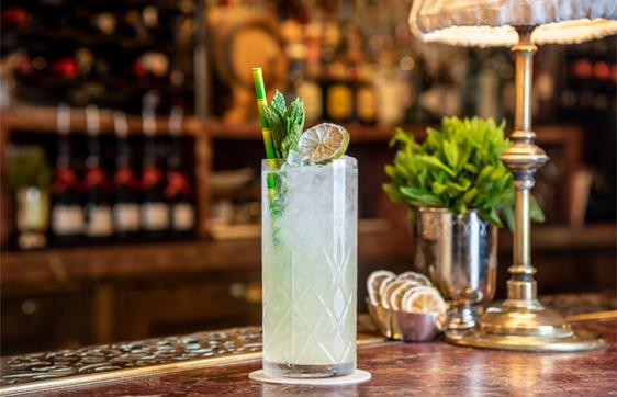 New Summer Cocktails at Daphne's