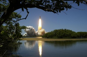 The project aims to build Australia's first launch pad to send satellites into space. Pixabay