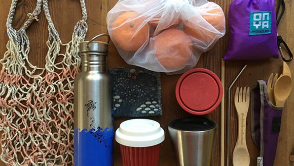 Plastic free options to keep food in