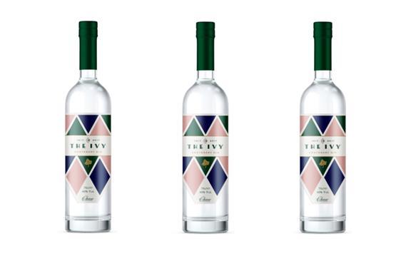 The Ivy Centenary Gin