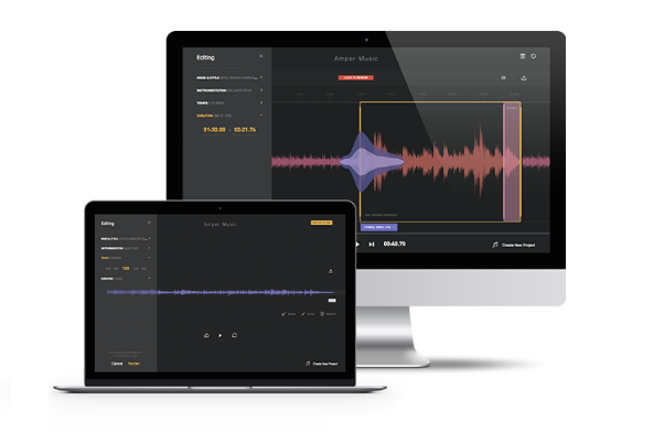 AMPER RAISES $4M FOR AI THAT MAKES ANYONE A MUSIC COMPOSER