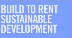Build to Rent Sustainable Development
