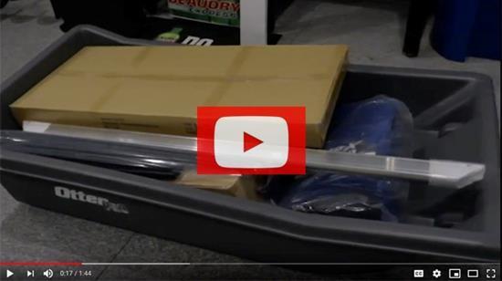 Otter XT Pro X-Over Cabin Assembly