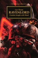 Cover of Ravenlord by Gav Thorpe, published by Black Library