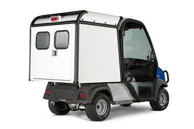 Carryall 500 with Van Box attachment