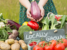 Picture of: Eat local this summer as we celebrate Canada 150