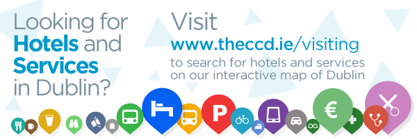 Looking for Hotels and Services in Dublin?