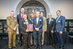 Employers from across New South Wales were recognised for their support of Defence Reservists at the Defence Reserves Support Council's annual Employer Support Awards event in Sydney. Defence