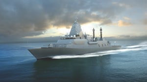 The two companies will bring combat and communications systems to address requirements outlined in the Hunter Class Frigate program. BAE