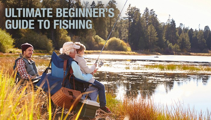 Ultimate Beginner's Guide To Fishing