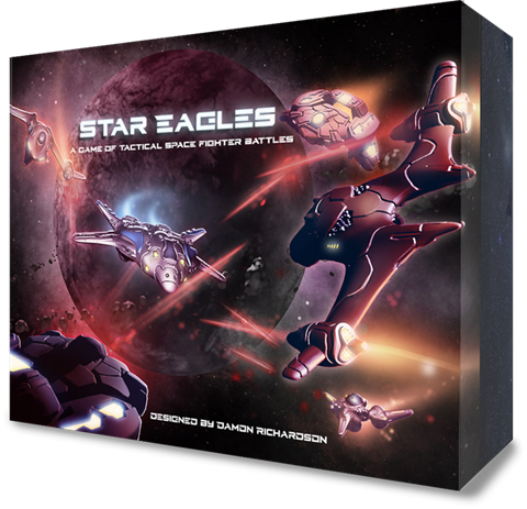 Cover of Star Eagles