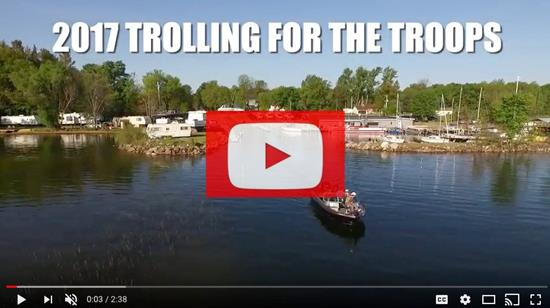 Trolling For The Troops - Coming May 31, 2018