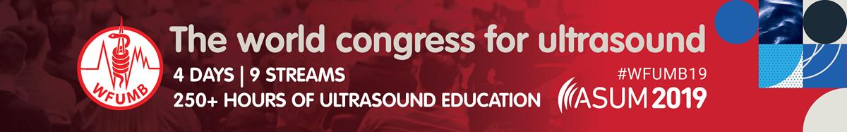 WFUMB 2019 Congress