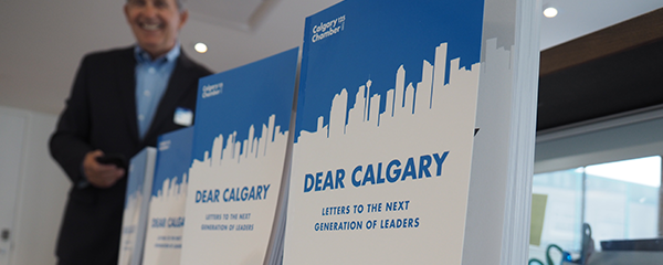 Give the gift of wisdom with Dear Calgary: Letters to the next generation of leaders