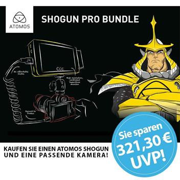 ATOMOS SHOGUN PROMOTION BUNDLE