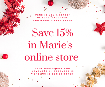 Marie's Online Store
