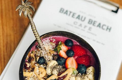 Bateau Beach Cafe