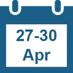 27-30 April
