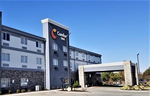 Comfort Inn - Bonner Springs