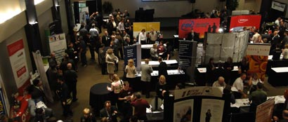 Small Business Week – Tradeshow Expo and Awards presentation