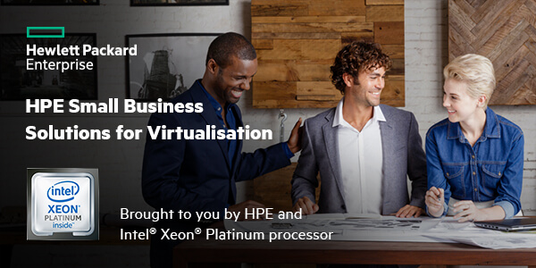 Virtualisation solutions designed to increase IT efficiency and help keep businesses running