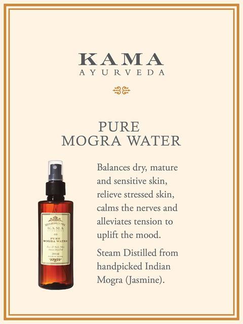 Pure Mogra Water