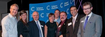 Calgary Chamber celebrates winners of Small Business Week Awards