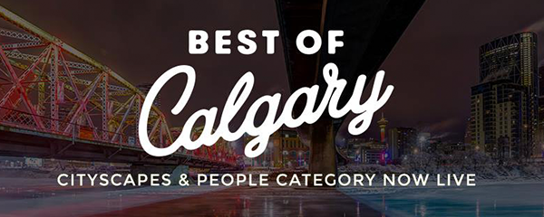 2017 Best of Calgary surveys: Cityscapes and People