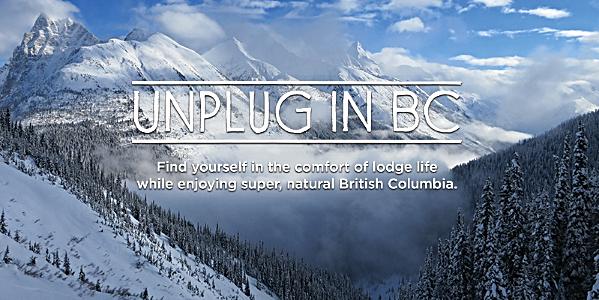 Unplug in BC