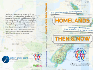 Cover of the book 'Homelands Then and Now'