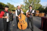 Italian band Trio