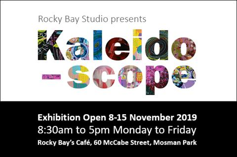 Kaleidoscope Art Exhibition