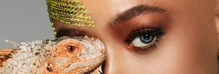 Amazing makeup by our students for India's Next Top Model