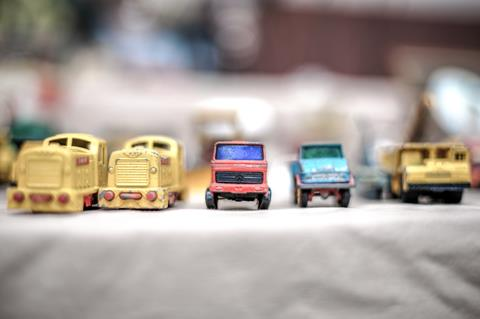 close up photo of toy cars