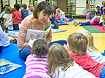 Tomorrow: Read to kids for 2 hours and help grow the workforce of the future