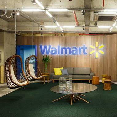 Walmart office in Brazil