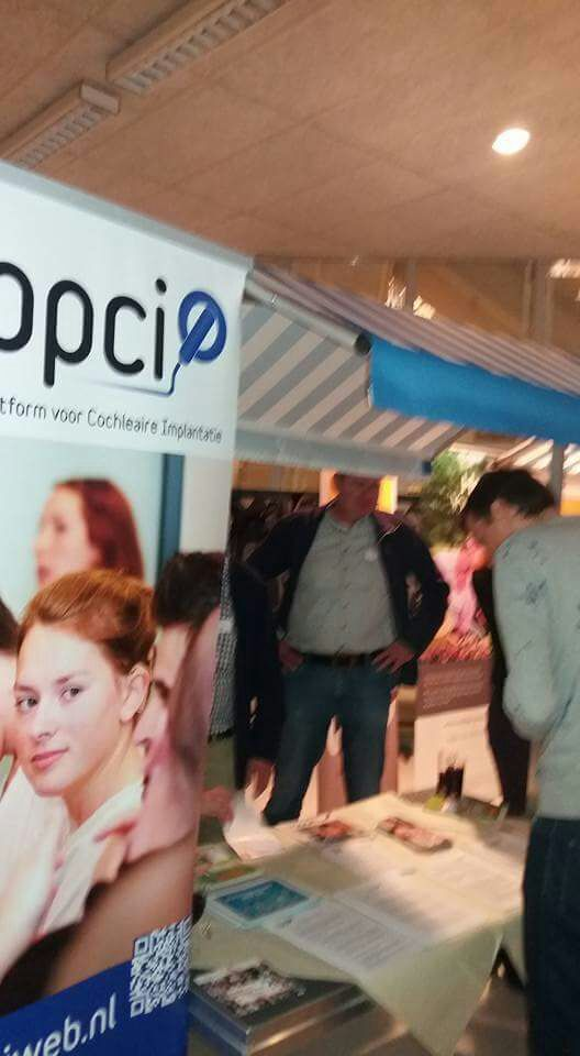 The OPCI Stand