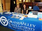 GradFest Volunteers Welcome Newest Alumni 