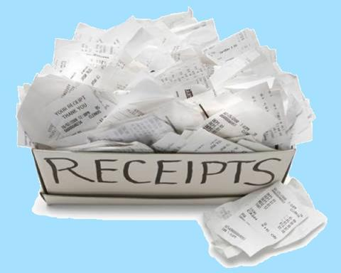 Receipts get paperless